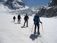 Randonnée glaciaire en Vallée Blanche